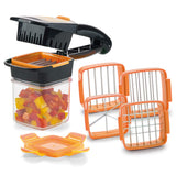 Nicer Dicer Quick with Food Container - Nerf Mod Kits -Worker Mod Kits