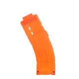 JGCWorker 15 Darts Clip Magazine for Nerf N-Strike - 6 Colors - Nerf Mod Kits -Worker Mod Kits
