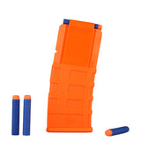 JGCWorker Magpul Style 12 Darts Clip Magazine for Nerf N-strike Elite Blaster - Nerf Mod Kits -Worker Mod Kits