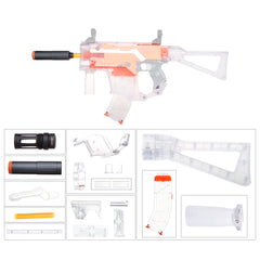 JGCWorker STF-W004-10 J Style KRISS Vector Mod Kits Set for Nerf N-Strike Elite Stryfe Blaster - Nerf Mod Kits -Worker Mod Kits