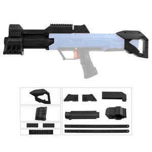 JGCWorker F10555 3D Printed NO.W001-3 Kits Set for Nerf Rival Apollo XV700 - Nerf Mod Kits -Worker Mod Kits