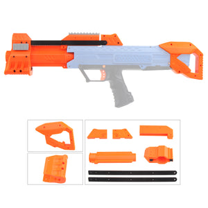 JGCWorker F10555 3D Printed NO.W001-4 Kits Set for Nerf Rival Apollo XV700 - Nerf Mod Kits -Worker Mod Kits