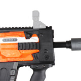 JGCWorker STF-W004-6 F Style KRISS Vector Mod Kits Set for Nerf N-Strike Elite Stryfe Blaster - Nerf Mod Kits -Worker Mod Kits