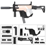 JGCWORKER KRISS Vector KITS C Version  Whole Kits FOR NERF STRYFE - Nerf Mod Kits -Worker Mod Kits