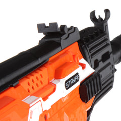 JGCWorker STF-W030-A NO.105 C Style Mod Kits Set With Black Adaptor for Nerf N-Strike Elite Stryfe Blaster - Nerf Mod Kits -Worker Mod Kits