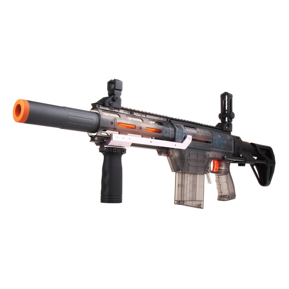 JGCWorker YYR-021 Prophecy R Honey Badger PDW Blaster - Nerf Mod Kits -Worker Mod Kits