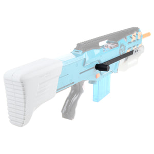 JGCWorker F10555 3D Printed CJ-001-3 Kits Set for Nerf Zombie Strike ZED Squad Longshot CS-12 Blaster - Nerf Mod Kits -Worker Mod Kits