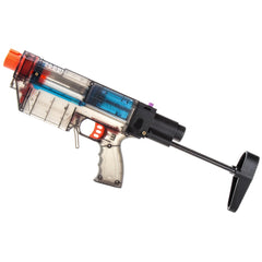 JGCWOKKER Long Bullet with A Type Air Pump PROPHECY Blaster Body - Nerf Mod Kits -Worker Mod Kits