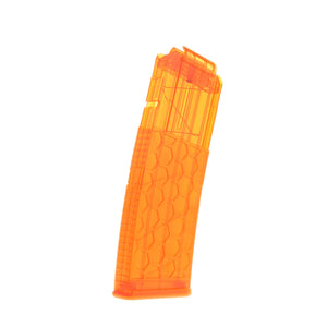 JGCWORKER Hexagon HoneyComb 15 Darts Clip, 2 Colors - Nerf Mod Kits -Worker Mod Kits