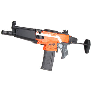 JGCWorker STF-W006-01 MP5-A Style Mod Kits Set for Nerf N-Strike Elite Stryfe Blaster - Nerf Mod Kits -Worker Mod Kits