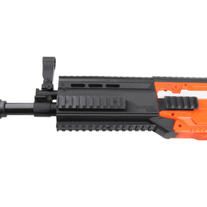 JGCWorker STF-W003-01-A Style FN SCAR Mod Kits Set With Orange Adaptor for Nerf N-Strike Elite Stryfe Blaster - Nerf Mod Kits -Worker Mod Kits