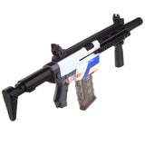 JGCWorker FCZ-004 AAC Honey Badger Style Mod Kits Set for  Nerf N-Strike Retaliator Avenger Blaster - Nerf Mod Kits -Worker Mod Kits
