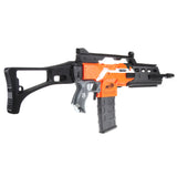 JGCWorker STF-W016 G36 Style Mod Kits Set for Nerf N-Strike Elite Stryfe Blaster - Nerf Mod Kits -Worker Mod Kits