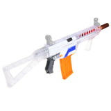 JGCWorker FCZ-W008 MCX Style And Short Darts Transform Mod Kits Set for  Nerf N-Strike Retaliator Avenger Blaster - Nerf Mod Kits -Worker Mod Kits