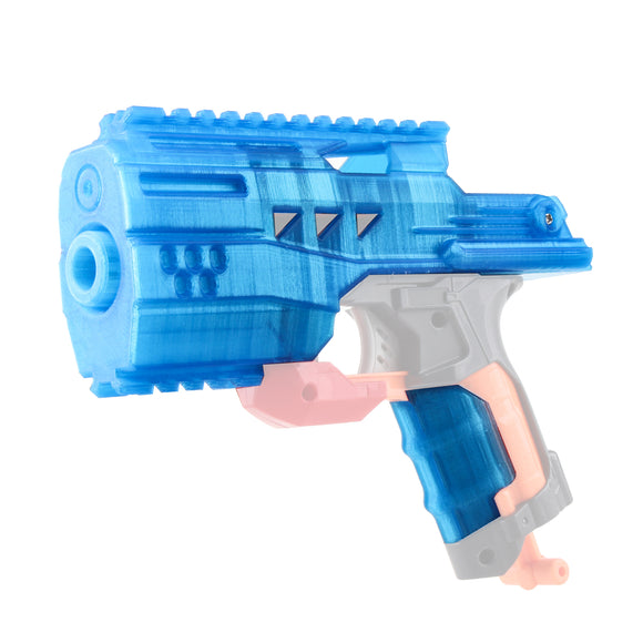 JGCWorker Mod Kits Attachment for Nerf N-Strike Mega BigShock Blaster - Nerf Mod Kits -Worker Mod Kits