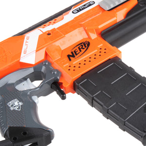 JGCWorker STF-W022-A Submarine Style Mod Kits Set With Orange Adaptor for Nerf N-Strike Elite Stryfe Blaster - Nerf Mod Kits -Worker Mod Kits