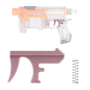 JGCWorker Aluminum Alloy Modify Release Kits for Nerf N-Strike Elite Retaliator Worker Prophecy Blaster - Nerf Mod Kits -Worker Mod Kits