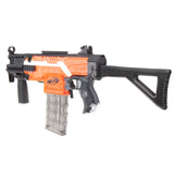 JGCWorker STF-W008 MP5-K Style Mod Kits Set for Nerf N-Strike Elite Stryfe Blaster - Nerf Mod Kits -Worker Mod Kits