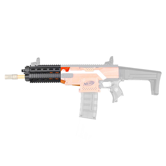 JGCWorker f10555 No.57 3D Printing Modularized with Adaptor Kit for Nerf N-Strike Stryfe - Nerf Mod Kits -Worker Mod Kits