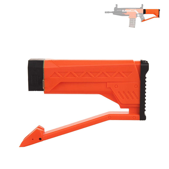WORKER F10555 NO.177 Submarine Stock Attachment for Nerf N-Strike Series Blaster