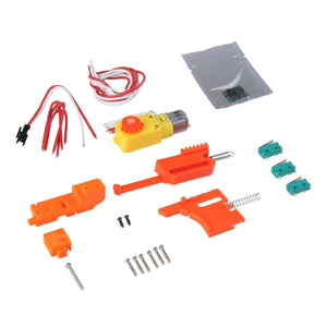 JGCWORKER Automatic Kits 130 Motor Semi Auto and Full Auto Modified Parts Set for Nerf N-Strike Elite Stryfe Toy - Nerf Mod Kits -Worker Mod Kits