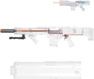WORKER Upgraded Air Pump for Nerf Longshot & Zombie CS-12 Toy Blaster