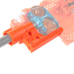 Worker F10555 Rotating Style Adaptor Attachment for Nerf Stryfe Blaster Toy - Nerf Mod Kits -Worker Mod Kits