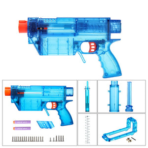 JGCWOKKER Long Bullet with B Type Air Pump PROPHECY Blaster - Nerf Mod Kits -Worker Mod Kits