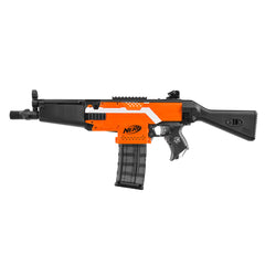 JGCWorker STF-W006 MP5-A Style Mod Kits Set for Nerf N-Strike Elite Stryfe Blaster - Nerf Mod Kits -Worker Mod Kits