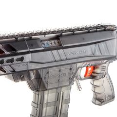 JGCWOKKER Short Dart with A Type Air Pump MCX Style PROPHECY Blaster - Nerf Mod Kits -Worker Mod Kits