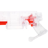 JGCWORKER Swordfish Blaster Body - Transparent - Nerf Mod Kits -Worker Mod Kits