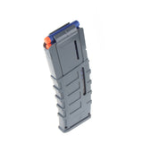 JGCWORKER NO.62 General 15 Darts Clip Magazine for Nerf Blaster - Nerf Mod Kits -Worker Mod Kits