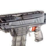 JGCWOKKER Long Dart with B Type Air Pump MCX Style PROPHECY Blaster - Nerf Mod Kits -Worker Mod Kits