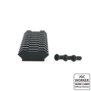 JGCWORKER Tactical Picatinny Rail Screw Type - Nerf Mod Kits -Worker Mod Kits