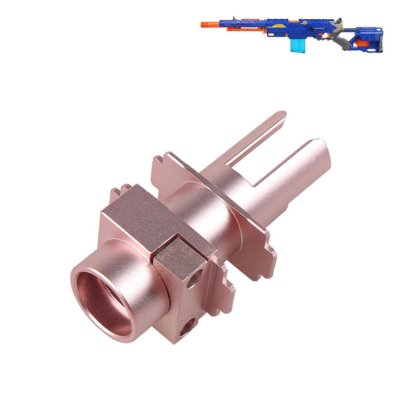 WORKER Metal Connector Mod Attachment for Nerf N-Strike Longshot CS-6 & Zombie Strike Longshot CS-12 & Longstrike Modulus