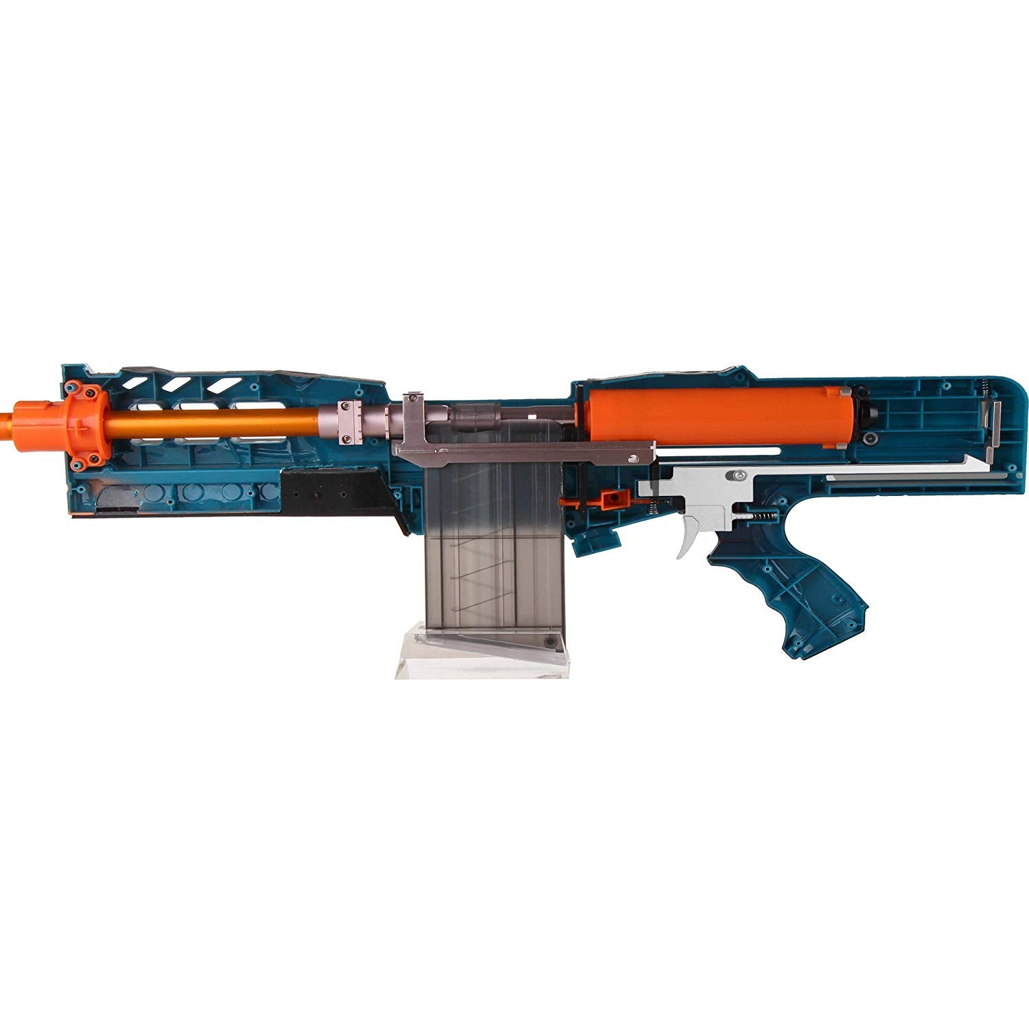 WORKER Releaser for Nerf N-Strike Longshot CS-6 & Zombie Strike Longshot CS-12