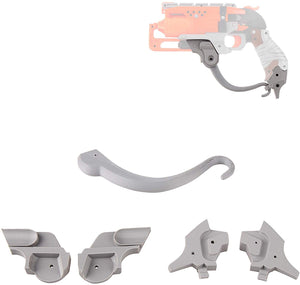 WORKER Handle Attachment (Type B) for Nerf Hammershot