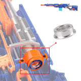 WORKER Spring Plug for Nerf N-Strike Longstrike CS-6 Dart Blaster Modulus