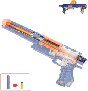 WORKER Short Dart Mod Kit Set for Nerf Rampage N-Strike Elite Toy Blaster