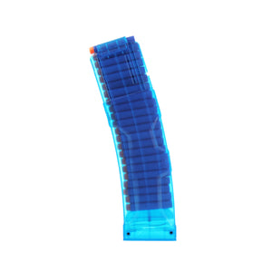 JGCWorker 22 Darts Clip Magazine for Nerf N-strike Elite Blaster, 3 Colors - Nerf Mod Kits -Worker Mod Kits
