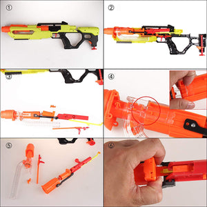 WORKER 14kg Spring Mod Kit for Nerf Rival Jupiter XIX-1000