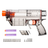 JGCWOKKER Long Darts with A Type Air Pump MCX Style PROPHECY Blaster - Nerf Mod Kits -Worker Mod Kits