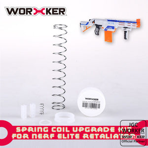 JGCWORKER Spring Coil 2nd Stage Upgarde - Nerf Mod Kits -Worker Mod Kits