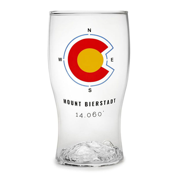 Manufacturer Defect Hikers Pint (Mount Bierstadt)
