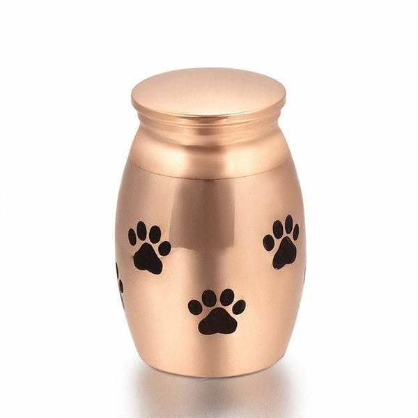 Urn - Paw Print Pet Cremation Urn
