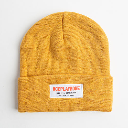 Squeeze of Mustard Beanie