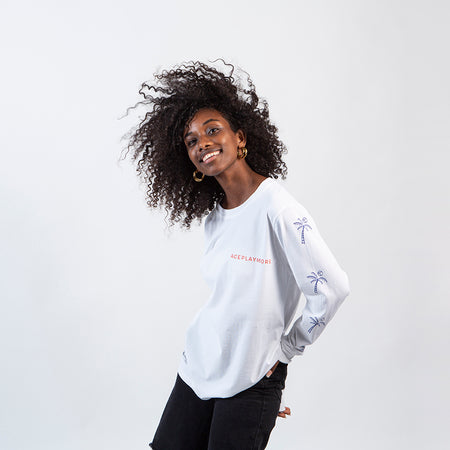 Everything Beach Long Sleeve Tee
