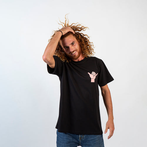 APM Touch of Pink Shaka Tee