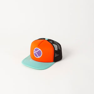Beasty Ball Sunset Trucker Hat