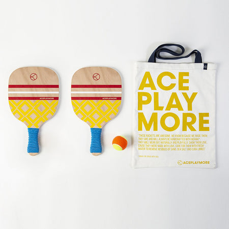 Rookie Bumblebee Beach Paddles